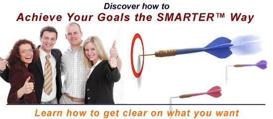Achieve Your Goals the SMARTER Way